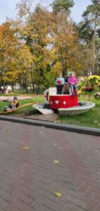 осенний городской лагерь в Киеве фото 3